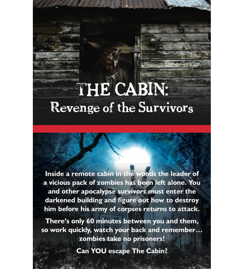 The Cabin: Revenge of the Survivors